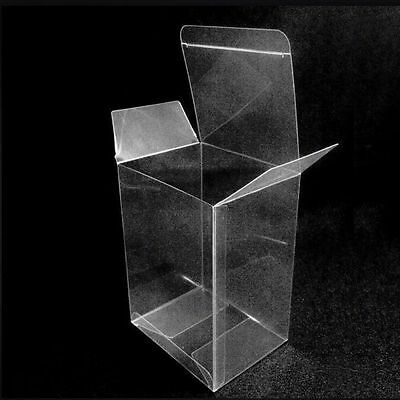 "10 x Vinyl Display Cases Box s  4"" Protectors for Funko Pop figures"