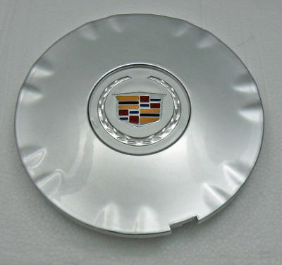 New for Cadillac™ SRX 10-14 Silver Center Cap Wheel Cover 9599024 Free Shipping