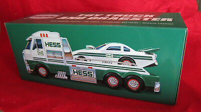 2016 Hess Toy Truck And Dragster. New In Box.