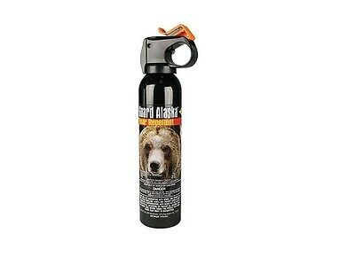Guard Alaska Bear Spray- the only one registered with the EPA 4 all species BR-9