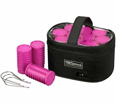 TRESemme 3039U Volume Roller Hair Section Around The Roller Starting From Set_UK