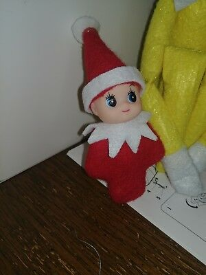 Baby Elf christmas elfkin Newborn Doll