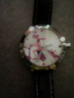 2004 Pink Panther 40Th Year Anniversary Analog Watch By Shag