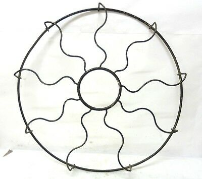 Antique & Genuine Marelli Fan Protective Cage For 0.40 Model 17´´ Diameter