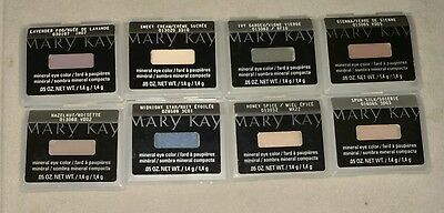Mary Kay Mineral Eye Shadow Color~You Choose Color~ Shades~Eyeshadow