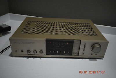 Vintage MONSTER PIONEER STEREO RECEIVER SX950 t