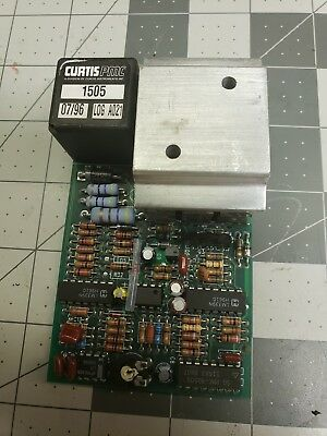 Curtis Pmc 1505 speed controller