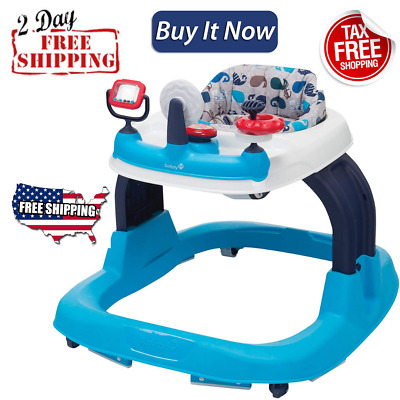 Baby Activity Developmental Walker With Songs And Lights