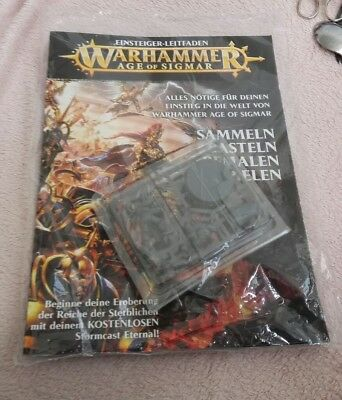 Einsteiger-Leitfaden Warhammer Age of Sigmar Citadel Games Workshop