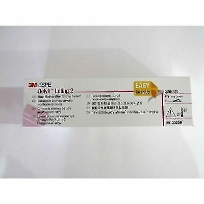 Rely-X Luting Cement Plus 11 Gram Clickers Dental 3525 (Ods)