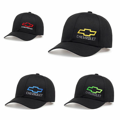 Chevrolet Logo Cap Adjustable Unisex Baseball Hat Summer Fashion  Baseball Cap