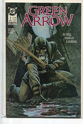 Green Arrow #2 (Mar 1988, DC), VF/NM