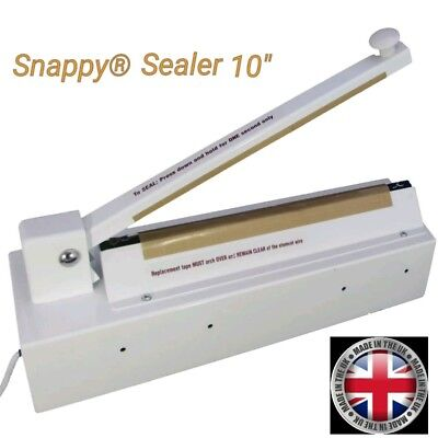 "Snappy® Sealer 10"",  Bakery Deli, food sealer Heat Seal bag Bags Sealer BA003"