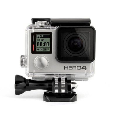 45m Underwater Waterproof Diving Housing Case Cover For GoPro Hero 4 5 Session