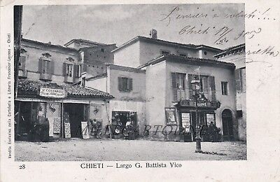 CHIETI: Largo Gian Battista Vico   190-
