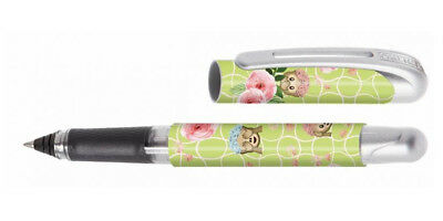 Online Rollerball College II Patronenroller Serie Charming Modell Cute Roses