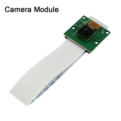 Camera Module Board 5MP Webcam Video 1080p for Raspberry Pi 3 Green V9B1