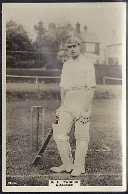 PINNACE CRICKET PREMIUM ISSUE (PF180 154mm x 113mm)-#141- MIDDLESEX - TWINING