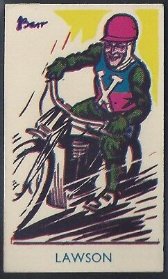 Donaldson-Sports Favourites-#052(473)- *rare Double Number* - Speedway