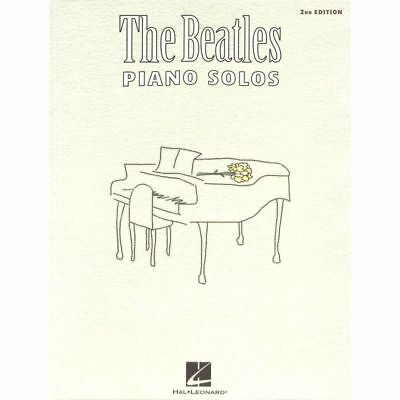 The Beatles Piano Solos - Klaviernoten [Musiknoten]