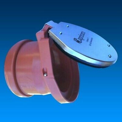 Frog Flap Rodent Protection for kg Pipe Waste Pipe DN100 Ø110 mm Dn 150 Ø 160 MM
