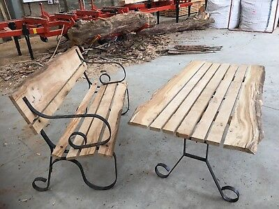 Fabulous Unique One Off Irish Bog Oak Mermaid Bench 350 00 Gmtry Best Dining Table And Chair Ideas Images Gmtryco