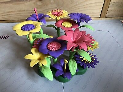Green Toys Build A Bouquet Creative Construction Toy 2 Years