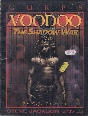 GURPS: Voodoo. The Shadow War