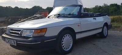 Saab 900 Turbo Classic Convertible - Low Mileage