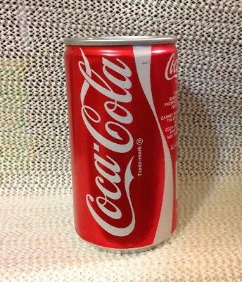 Coca-Cola & Coke Red Straight Return For Refund Can