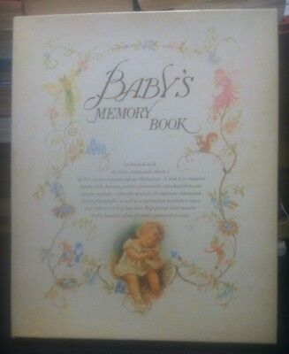 Baby's Memory Book In Box (pop up book)