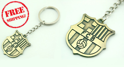 FC Barcelona keychain FCB Keyring shows support for your team wherever you go