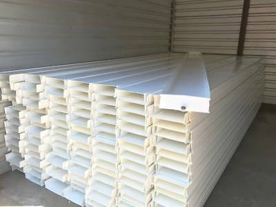 Lot of (200) Large 4m PVC Trays - NEW - Hydroponics, Fodder, etc.