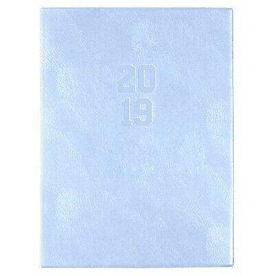 2019 Cumberland Monthly Planner Diary A4 Month To View - Blue