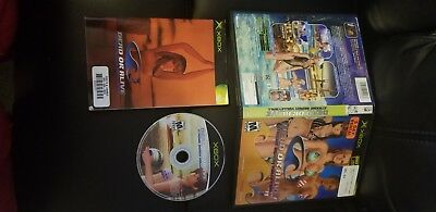 Dead or Alive: Xtreme Beach Volleyball xboxCOMPLETE CIB FAST FREE SHIPPING