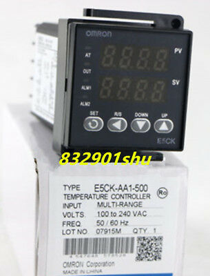 For Omron E5CK-AA1-500 Digital Temperature Controller Free Shipping #Shu62