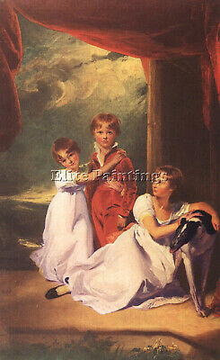 Lawrence 13 Artist Painting Reproduction Handmade Oil Canvas Repro Wall Art Deco