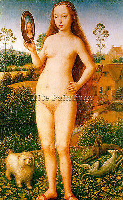 Memling35 Artist Painting Reproduction Handmade Oil Canvas Repro Wall Art Deco