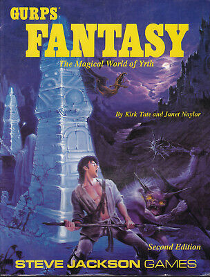 GURPS Fantasy. The Magical World of Yrth