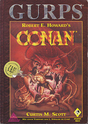 GURPS Robert E. Howard's Conan (deutsch)