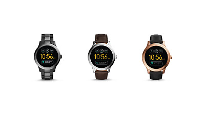 Brand New Fossil Q Founder 1st Generation Touchscreen Android Smart Watch