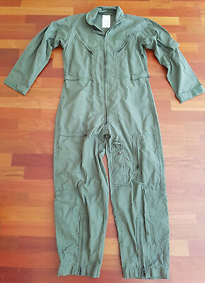 US Army Nato USAF Coveralls Flyers Green Fliegerkombi Air Force 42L Kombi Type 1