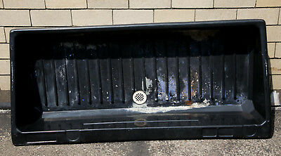 """Extra large Utility or darkroom sink Delta 1 The Sink II ABS Plastic 6' 6"""" Deep"""