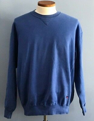 VINTAGE Russell Athletic Pro Cotton XXL Sweatshirt Made In USA Heavy Duty