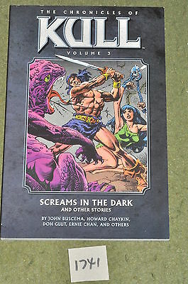 chronicles of kull vol.3 dark horse books excellent condition (1741)