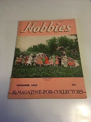 Antique - Hobbies 1942 Guns Dolls and many reference points on Antiques  DEC