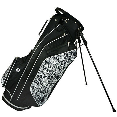 New Hot-Z Golf Ladies 2018 2.0 Stand Bag Lace