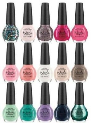 Nicole OPI Nail Polish Color Lacquer 0.5 Fl Oz (Set of 3) Berry Sweet