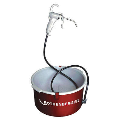 ROTHENBERGER Oiler Gun,For Use With Mfr. No. 70753, 50009