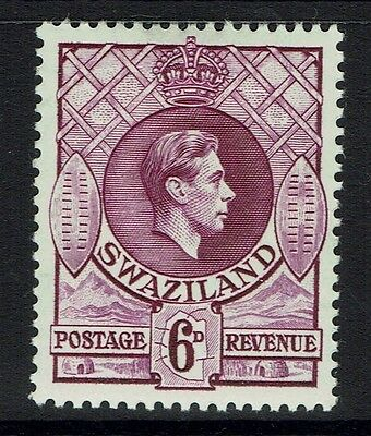 Swaziland SG# 34  - Perf 13 x 13.5 - Mint Lightly Hinged - 090415